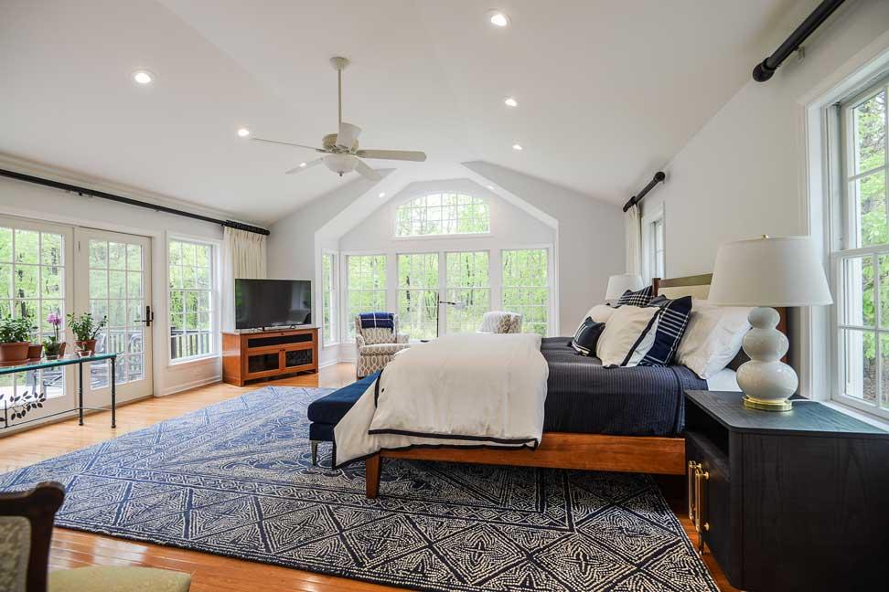 First Floor Master Bedroom, Bathroom & Back Deck Renovation - Nuss ...