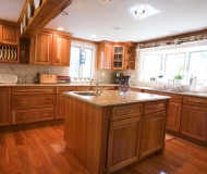 home rustic kitchen design