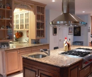kitchen home transitional