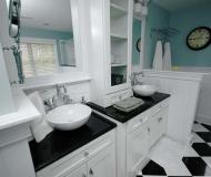 snow bathroom design