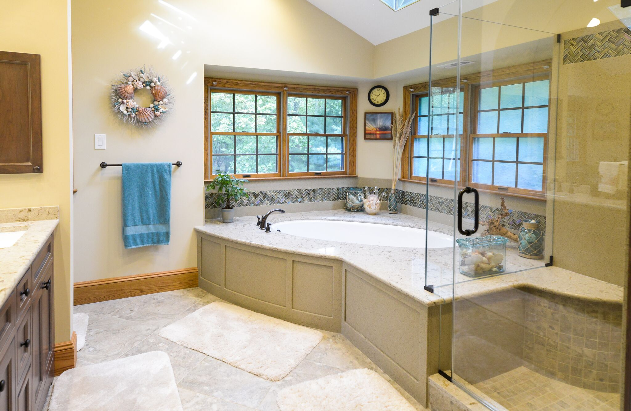Bathroom Remodeling Cherry Hill NJ Nuss Construction - Bathroom remodel schedule
